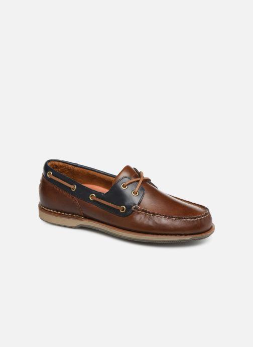 Chaussures à lacets Rockport Perth C Marron vue détail/paire