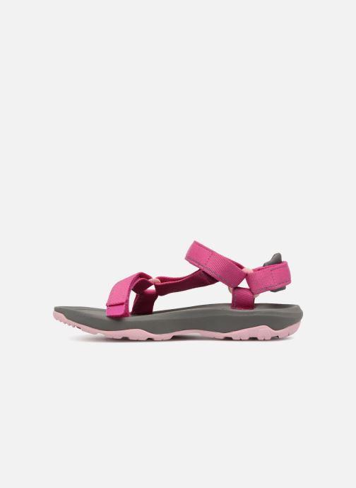Sandales et nu-pieds Teva Hurricane XLT 2 Kids Rose vue face