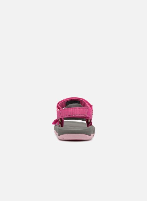Sandali e scarpe aperte Teva Hurricane XLT 2 Kids Rosa immagine destra