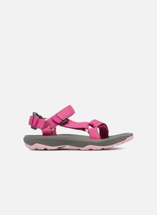 Sandales et nu-pieds Teva Hurricane XLT 2 Kids Rose vue derrière
