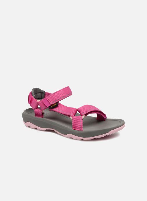 Sandales et nu-pieds Teva Hurricane XLT 2 Kids Rose vue détail/paire