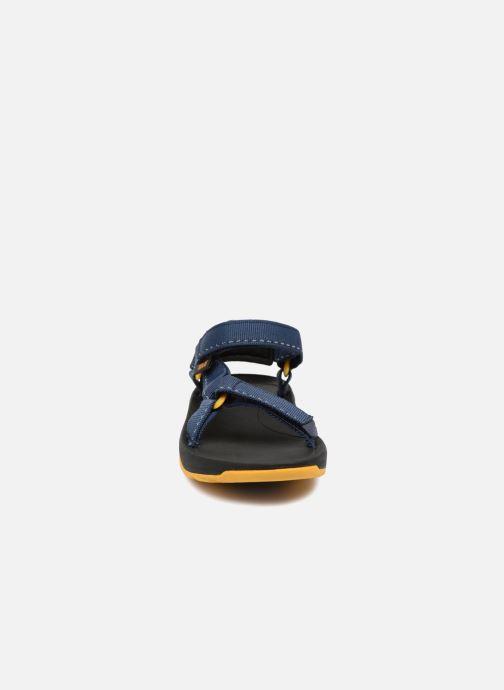 Sandales et nu-pieds Teva Hurricane XLT 2 Kids Bleu vue portées chaussures