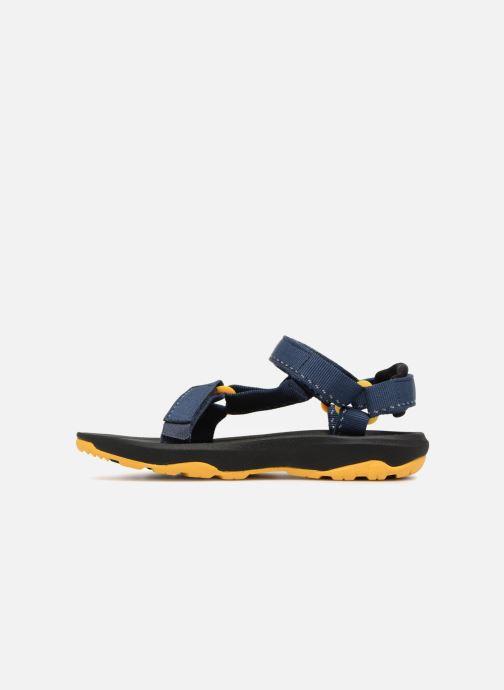Sandales et nu-pieds Teva Hurricane XLT 2 Kids Bleu vue face