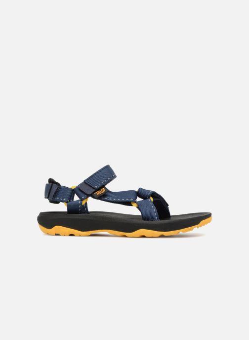 Sandales et nu-pieds Teva Hurricane XLT 2 Kids Bleu vue derrière