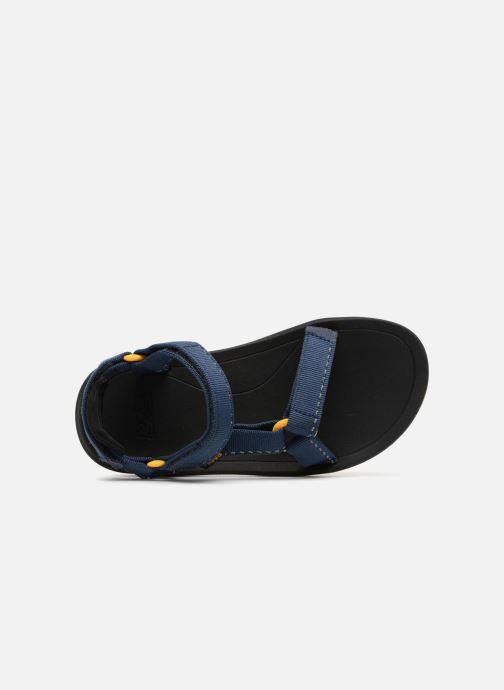 Sandales et nu-pieds Teva Hurricane XLT 2 Kids Bleu vue gauche