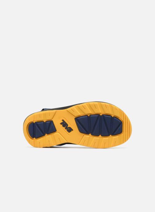 Sandales et nu-pieds Teva Hurricane XLT 2 Kids Bleu vue haut
