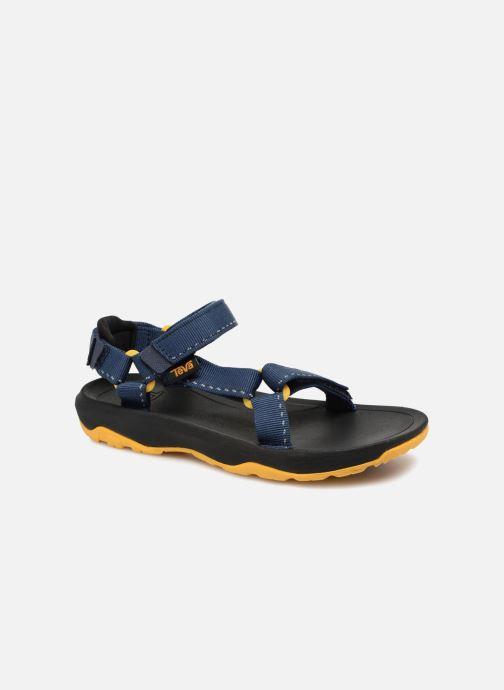 Sandales et nu-pieds Teva Hurricane XLT 2 Kids Bleu vue détail/paire