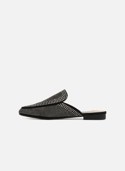 Zuecos I Love Shoes Thelui Negro vista de frente