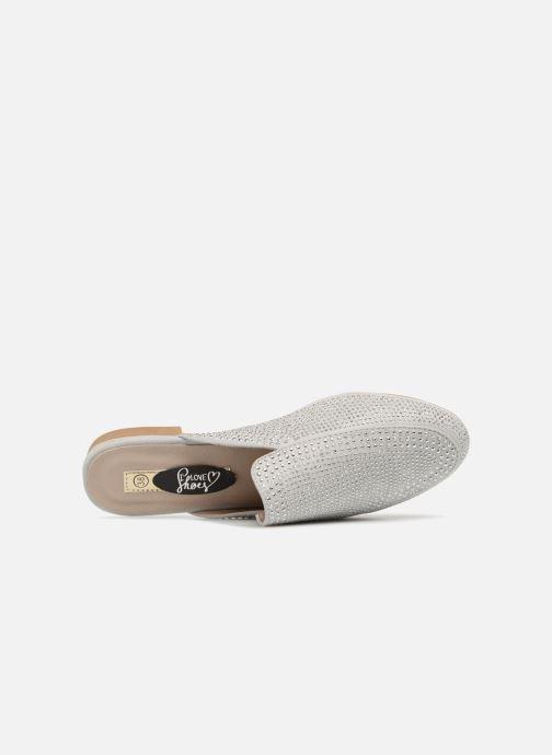 Mules et sabots I Love Shoes Thelui Beige vue gauche