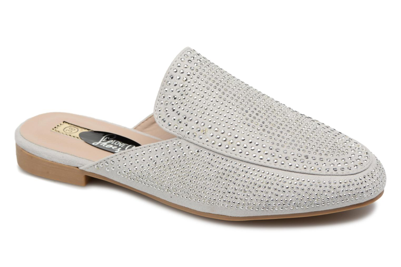 Mules et sabots I Love Shoes Thelui Beige vue détail/paire