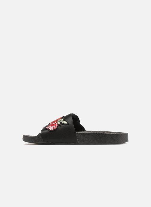 Mules et sabots I Love Shoes Thaclak Noir vue face