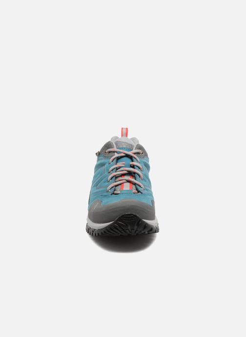 Chaussures de sport Millet LD HIKE UP GTX Bleu vue portées chaussures