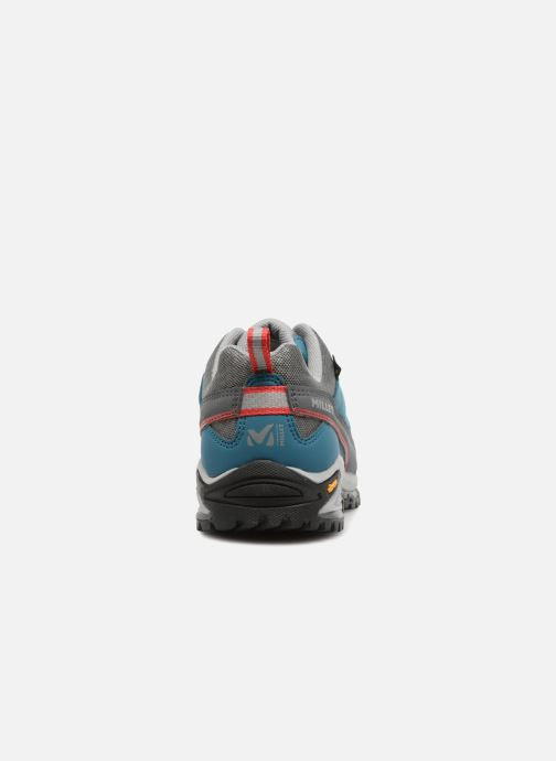 Zapatillas de deporte Millet LD HIKE UP GTX Azul vista lateral derecha