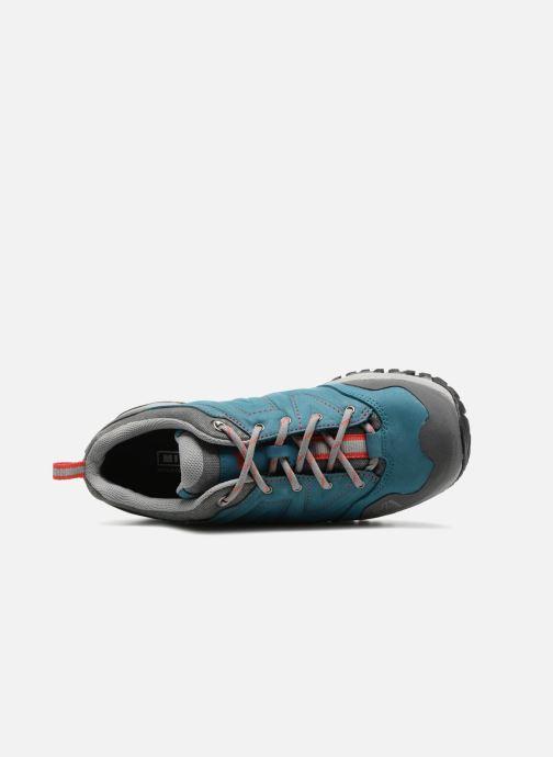 Zapatillas de deporte Millet LD HIKE UP GTX Azul vista lateral izquierda