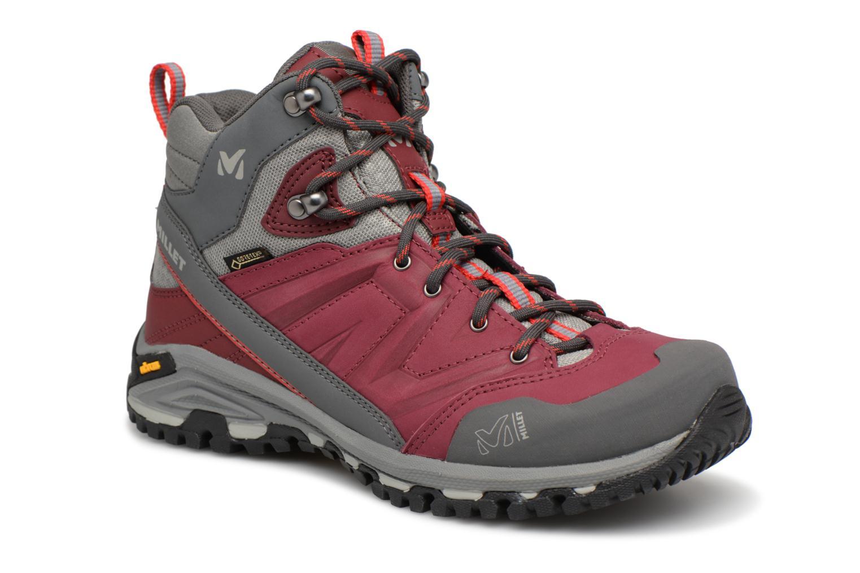 Nuevo zapatos Millet LD HIKE UP MID (Vino) - Zapatillas cómodo de deporte en Más cómodo Zapatillas ae8341