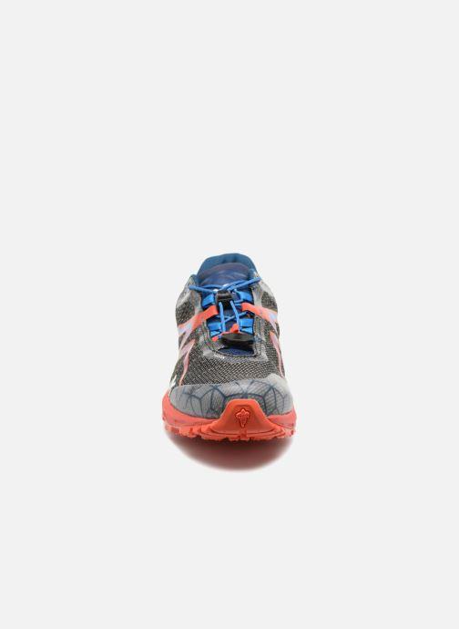 Chaussures de sport Millet LIGHT RUSH Orange vue portées chaussures