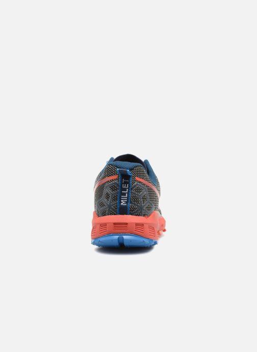 Chaussures de sport Millet LIGHT RUSH Orange vue droite