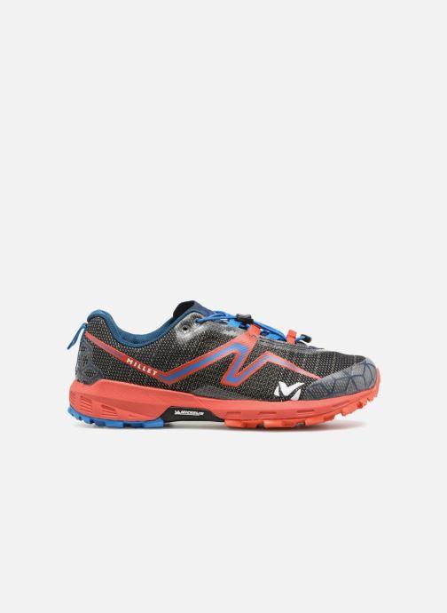 Chaussures de sport Millet LIGHT RUSH Orange vue derrière