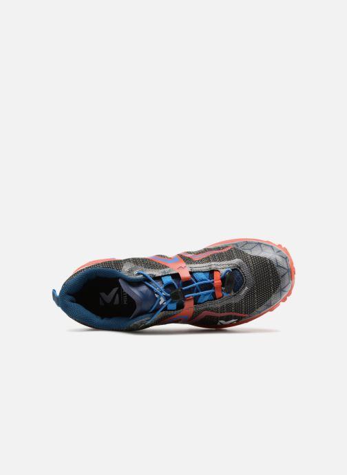 Chaussures de sport Millet LIGHT RUSH Orange vue gauche