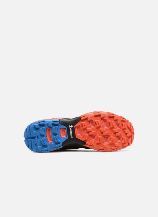 Chaussures de sport Millet LIGHT RUSH Orange vue haut