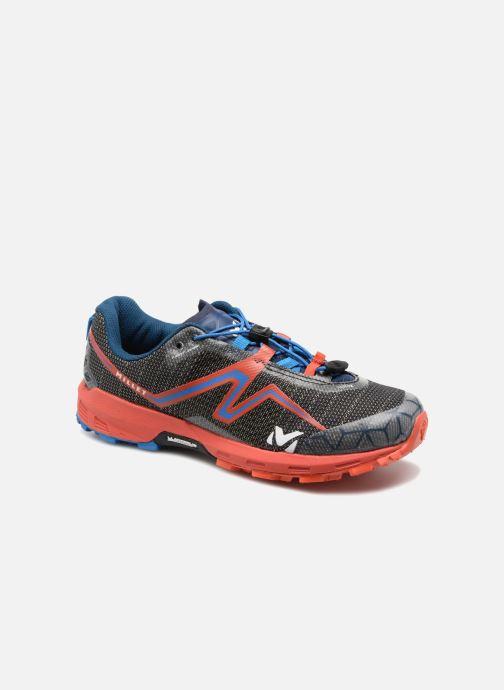 Chaussures de sport Millet LIGHT RUSH Orange vue détail/paire
