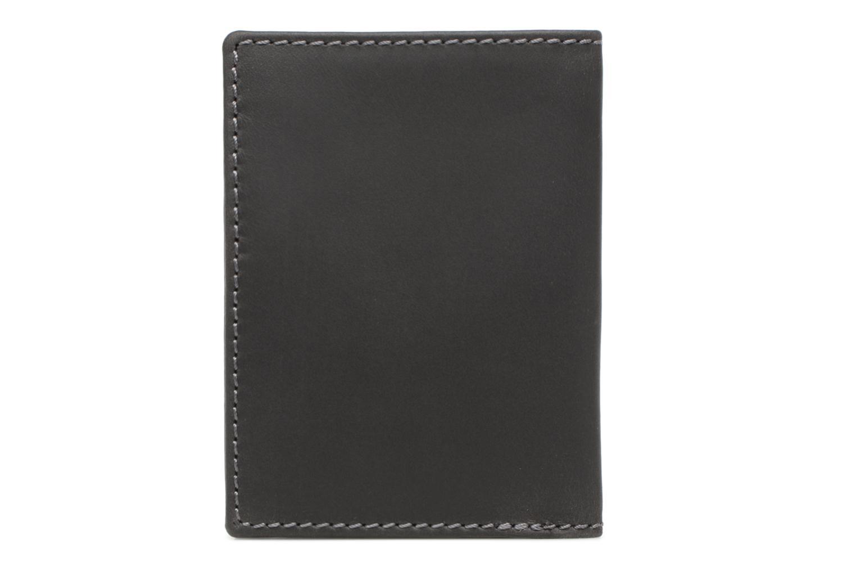 Kleine lederwaren Pataugas Portecarte Feuillet Plastique Zwart voorkant
