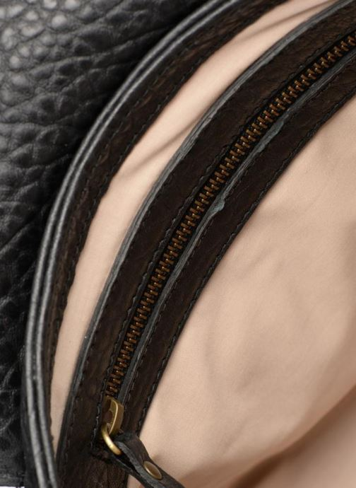 Borse Pataugas Besace Rabat Authentique Nero immagine posteriore