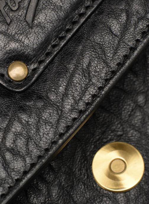 Bolsos de mano Pataugas Besace Rabat Authentique Negro vista lateral izquierda