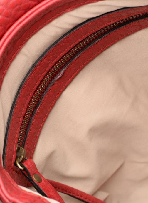 Sacs à main Pataugas Besace Rabat Authentique Rouge vue derrière