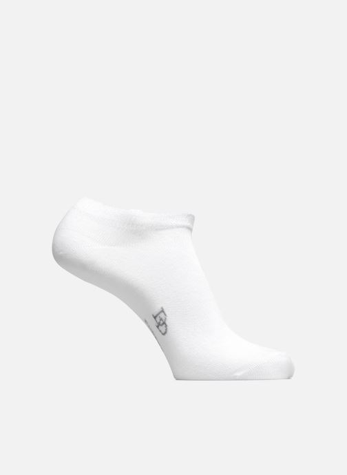 Socks & tights Doré Doré Chaussons Maille Unie White detailed view/ Pair view