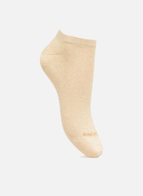 Socken & Strumpfhosen Doré Doré Chaussons Maille Unie gold/bronze detaillierte ansicht/modell