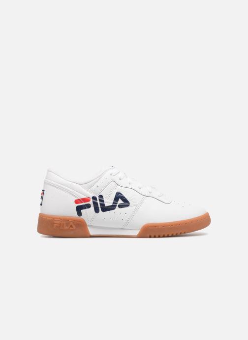 Deportivas FILA Original fitness logo Blanco vistra trasera