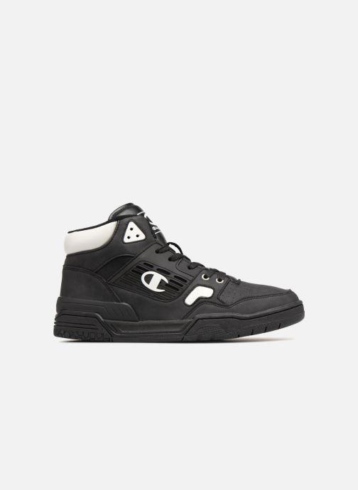 Sneakers Champion Mid Cut Shoe 3 ON 3 PU Zwart achterkant