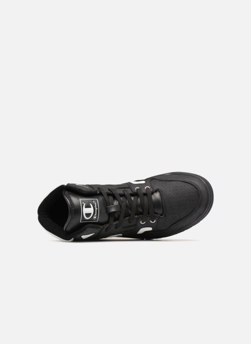 Sneakers Champion Mid Cut Shoe 3 ON 3 PU Zwart links