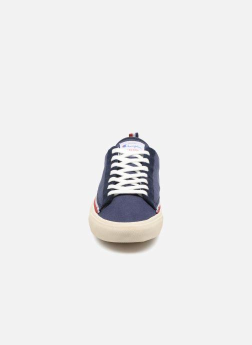 Champion Low Cut scarpe MERCURY LOW CANVAS (Azzurro) - scarpe da ginnastica