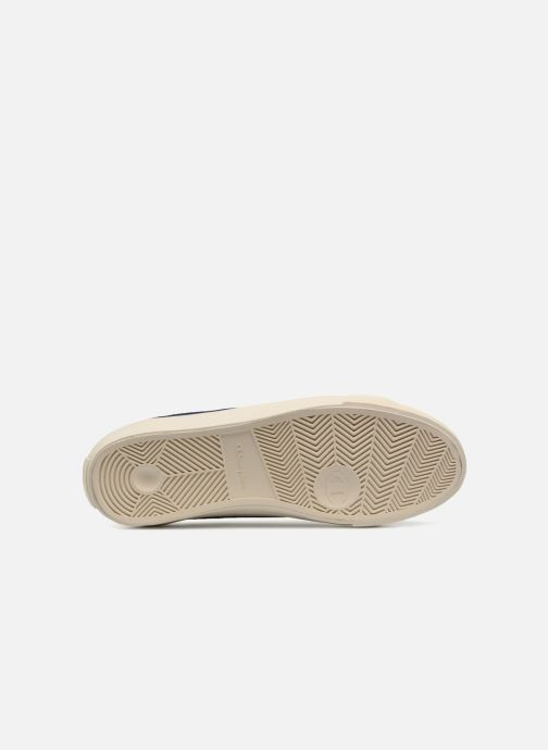 Deportivas Champion Low Cut Shoe MERCURY LOW CANVAS Blanco vista de arriba