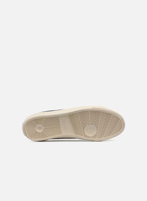 Sneaker Champion Low Cut Shoe MERCURY LOW CANVAS weiß ansicht von oben