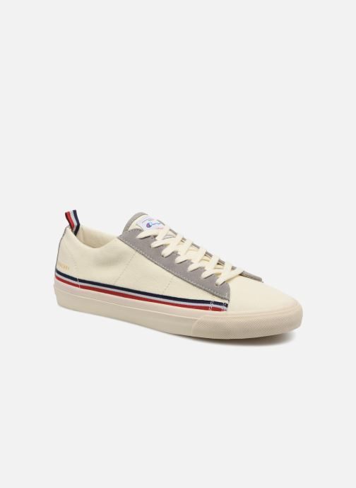 Deportivas Champion Low Cut Shoe MERCURY LOW CANVAS Blanco vista de detalle / par