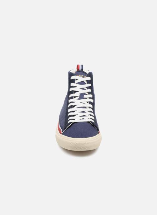Sneakers Champion Mid Cut Shoe MERCURY MID CANVAS Blauw model