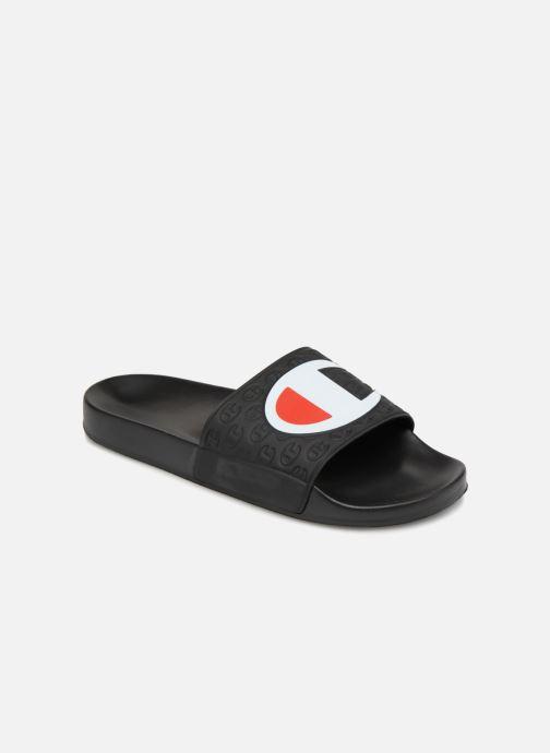 Sandalen Champion Slide MULTI-LIDO Zwart detail