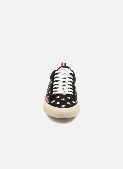 Sneakers Champion Low Cut Shoe MERCURY LOW CANVAS W Zwart model