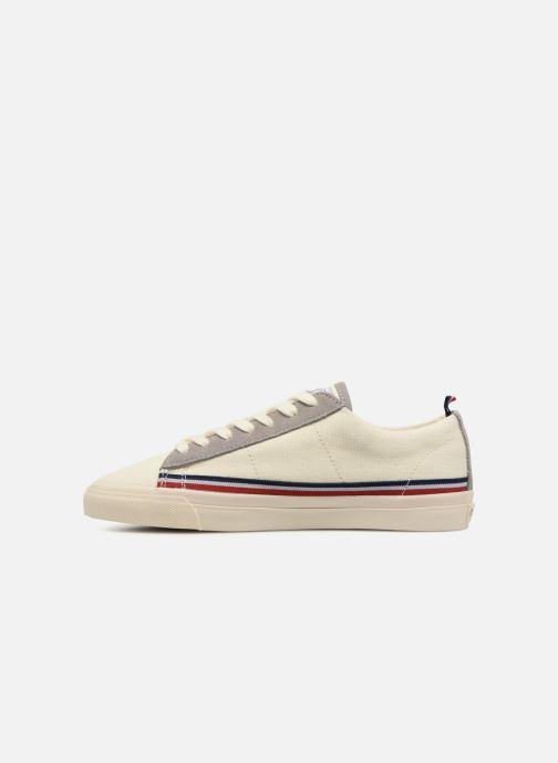 Sneakers Champion Low Cut Shoe MERCURY LOW CANVAS W Wit voorkant