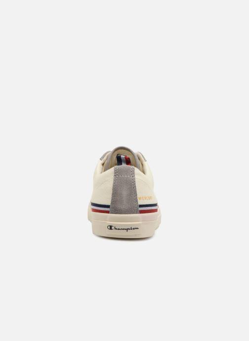 Sneakers Champion Low Cut Shoe MERCURY LOW CANVAS W Bianco immagine destra