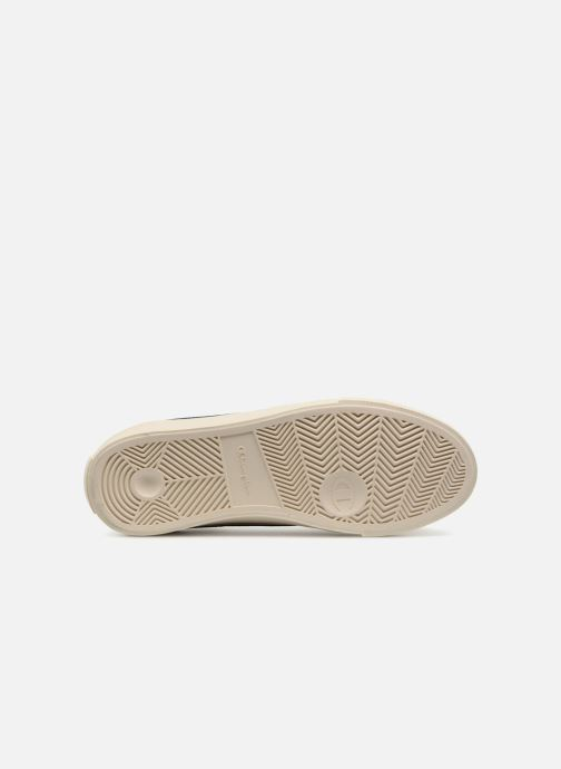 Trainers Champion Low Cut Shoe MERCURY LOW CANVAS W White view from above