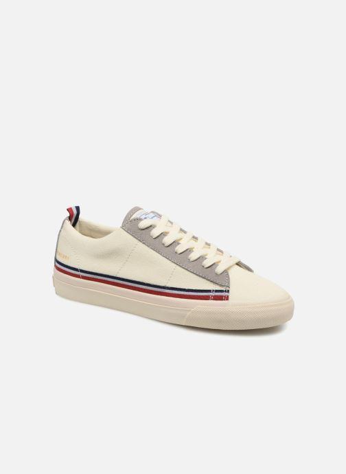 Sneaker Champion Low Cut Shoe MERCURY LOW CANVAS W weiß detaillierte ansicht/modell