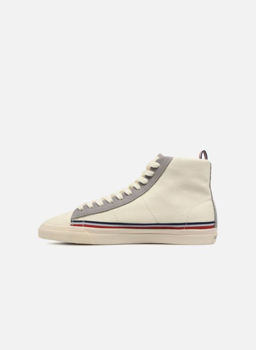 Deportivas Champion Mid Cut Shoe MERCURY MID CANVAS W Blanco vista de frente