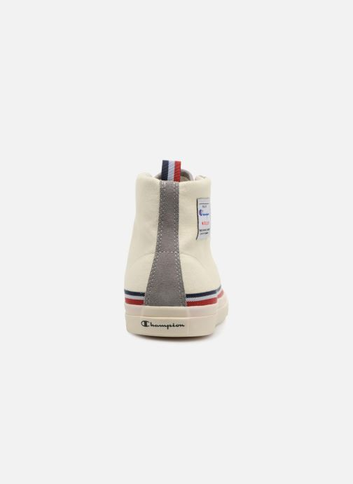 Sneakers Champion Mid Cut Shoe MERCURY MID CANVAS W Bianco immagine destra
