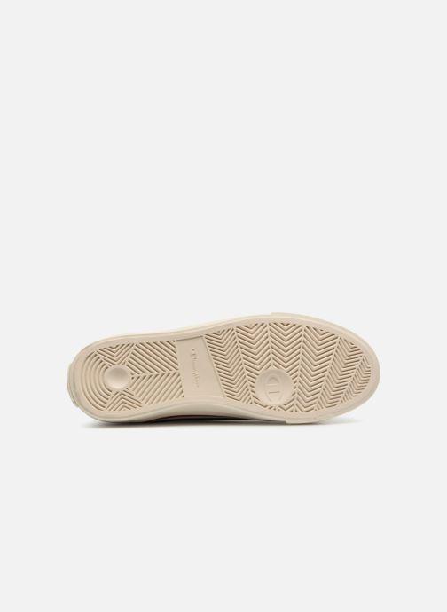 Sneakers Champion Mid Cut Shoe MERCURY MID CANVAS W Bianco immagine dall'alto