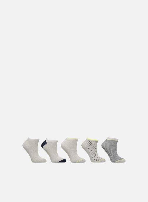 Chaussettes et collants Esprit Col. Kick SN 5P Gris vue détail/paire