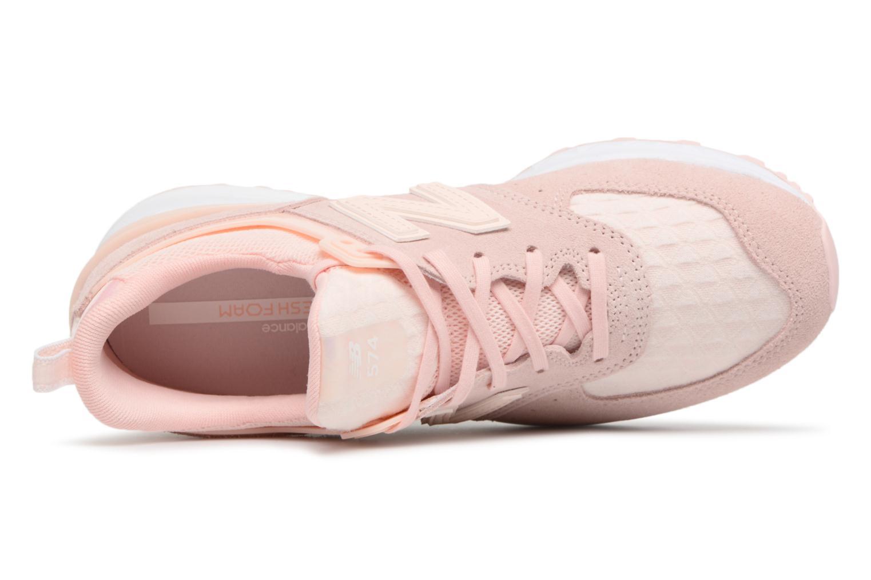 Sneakers New Balance WS574 W Roze links